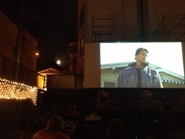 Terminator @ Grosvenor/DIY Cinema/Bring Your Own Seats event