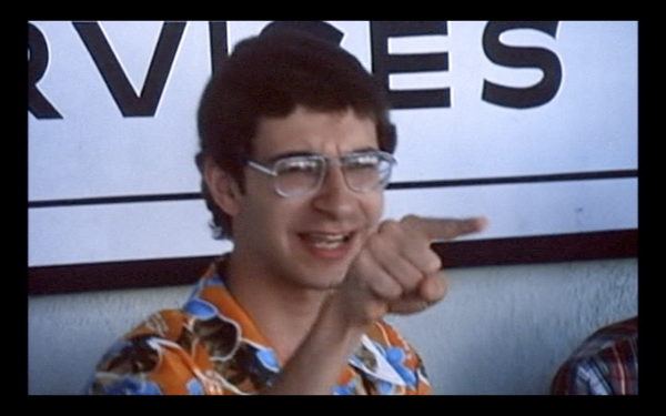 Eddie Deezen, terrifying bully