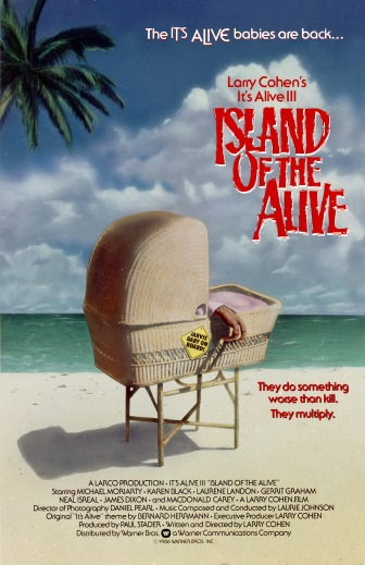 Island of the alive