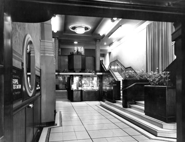 GFT Foyer 1974