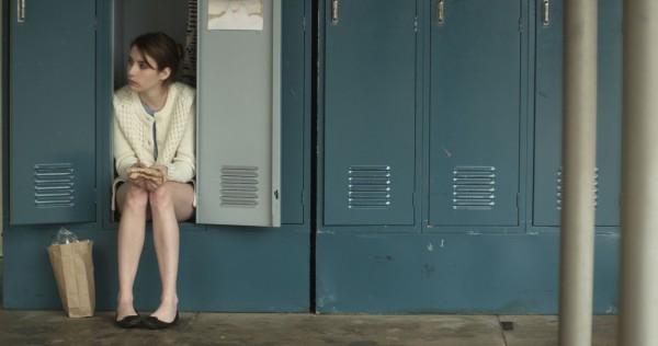 Emma Roberts in Palo Alto (dir Gia Coppola, 2014)