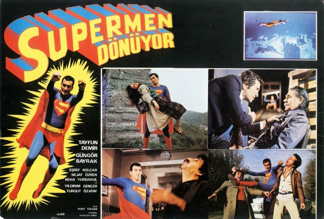 Süpermen Dönüyor (Kunt Tulgar, 1979)